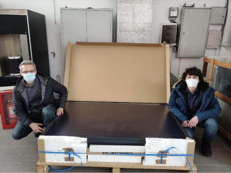 Hybrid photovoltaic thermal solar collectors