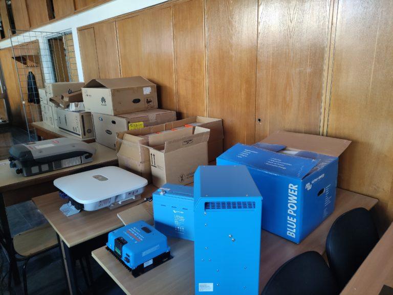 PV system equipment (batteries,inverters,converters)